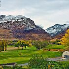 Ogden Canyon Autumn by thecameraman