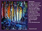 Waardering by Elizabeth Kendall