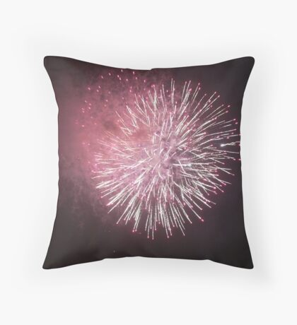 November 5th Throw Pillow