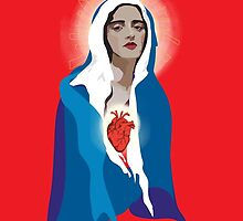 Virgin of Guadalupe by Anna McKay