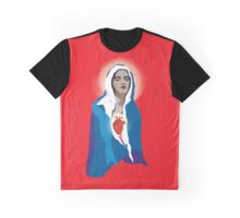Virgin of Guadalupe Graphic T-Shirt