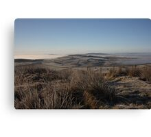 Grianan View Canvas Print