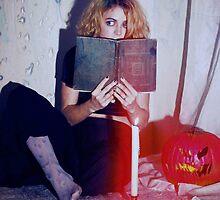 Spell Book by brettisagirl