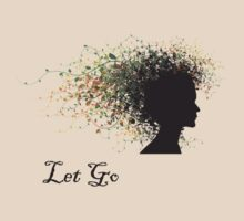 """Let Go"" Yoga by T-ShirtsGifts"