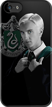 Draco, Slytherin by UtherPendragon