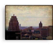 Aging Milwaukee © Canvas Print