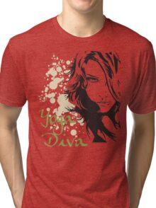 Yoga Diva Tri-blend T-Shirt