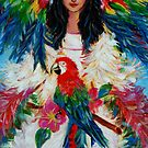 THE MACAW BRIDE by kimberlysdream