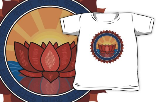 Locus Flower by T-ShirtsGifts