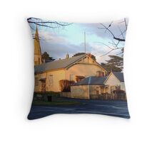 Church St South, Ross Throw Pillow