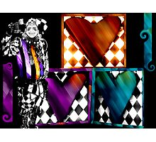The King of Hearts Photographic Print