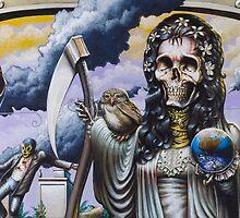 Santa Muerte (2012) by W. Ralph Walters