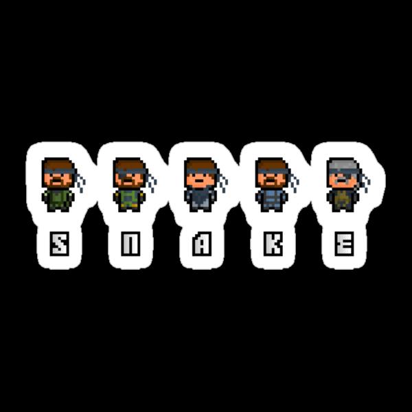 S N A K E !  by PixelBlock
