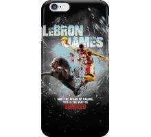splatter king iPhone Case/Skin