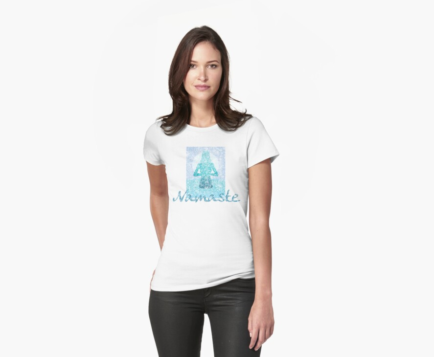Namaste by T-ShirtsGifts