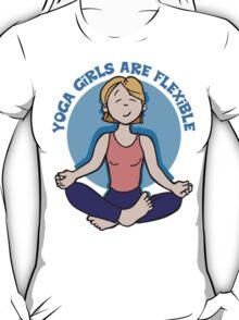 Funny Yogini Yoga T-Shirt T-Shirt