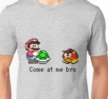 Come at me Bro (Mario) Unisex T-Shirt