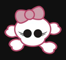 Girly Skull by timageco