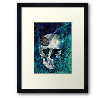 HALLOWEEN FRIGHTS 3 Framed Print