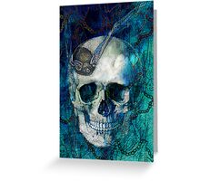 HALLOWEEN FRIGHTS 3 Greeting Card