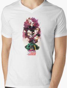 JoJo's Bizarre Adventure - Family Tree Mens V-Neck T-Shirt