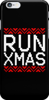 RUN XMAS by tinybiscuits