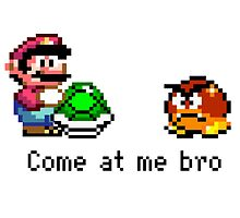 Come at me Goomba by triforce15