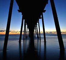 Rodanthe Pier by Robin Black