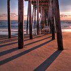 Rodanthe Sunrise by Robin Lee