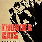 Quentin Tarantino directs Thunder Cats by andyjhunter