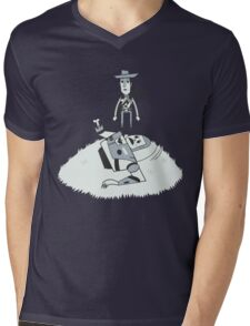 The Toys are Alive? Mens V-Neck T-Shirt