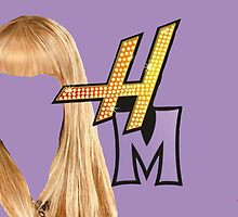 Hannah Montana iPhone/iPod Case by loltextit