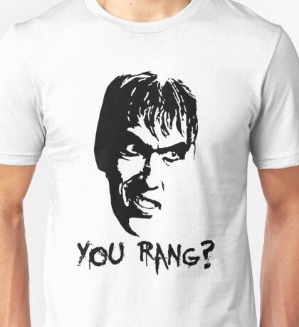 "Lurch ""You rang?"" Unisex T-Shirt"