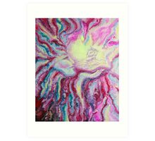 """Sail away "" .original, oil on canvas 800$ Art Print"