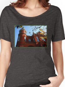 Savannah Tower ~ A Room with a View Women's Relaxed Fit T-Shirt
