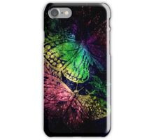 Colorful Butterflies iPhone Case/Skin