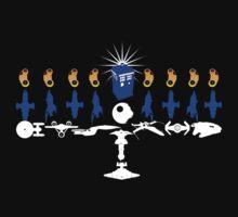 Geeky Hanukkah! by zenjamin