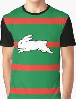 South Sydney Rabbitohs Graphic T-Shirt