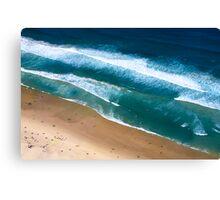 Magnificent Surfers Paradise Beach Canvas Print