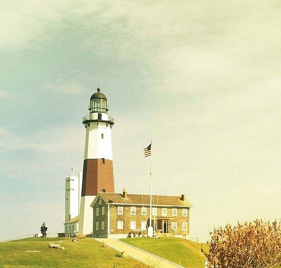 Montauk Lighthouse by FedericoArts