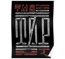 Design Text Art Poster