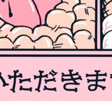 Body Bento Sticker