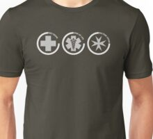 Stars and Crosses Unisex T-Shirt