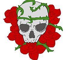 Death Rose by Samuel Telford
