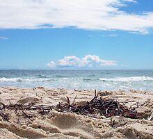 Leighton Beach Cloud - 07 10 12 by Robert Phillips