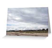 Leighton Long Cloud North - 07 10 12 Greeting Card