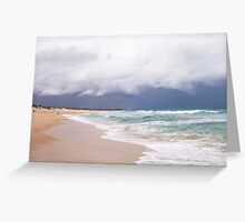 Storm Cloud Brighton Three - 07 10 12 Greeting Card