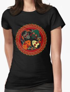 Monsters of Rock Vol. III Womens Fitted T-Shirt