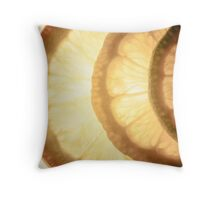 citrus 2 Throw Pillow