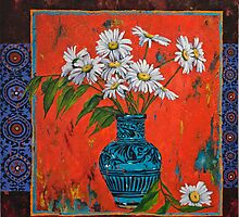 Bouquet of Flowers No.1 by Mahtab  Alizadeh